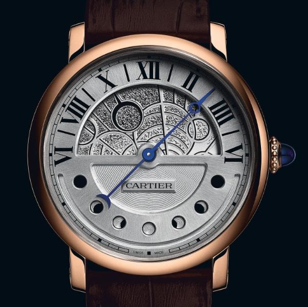 Rotonde de Cartier Day and Night