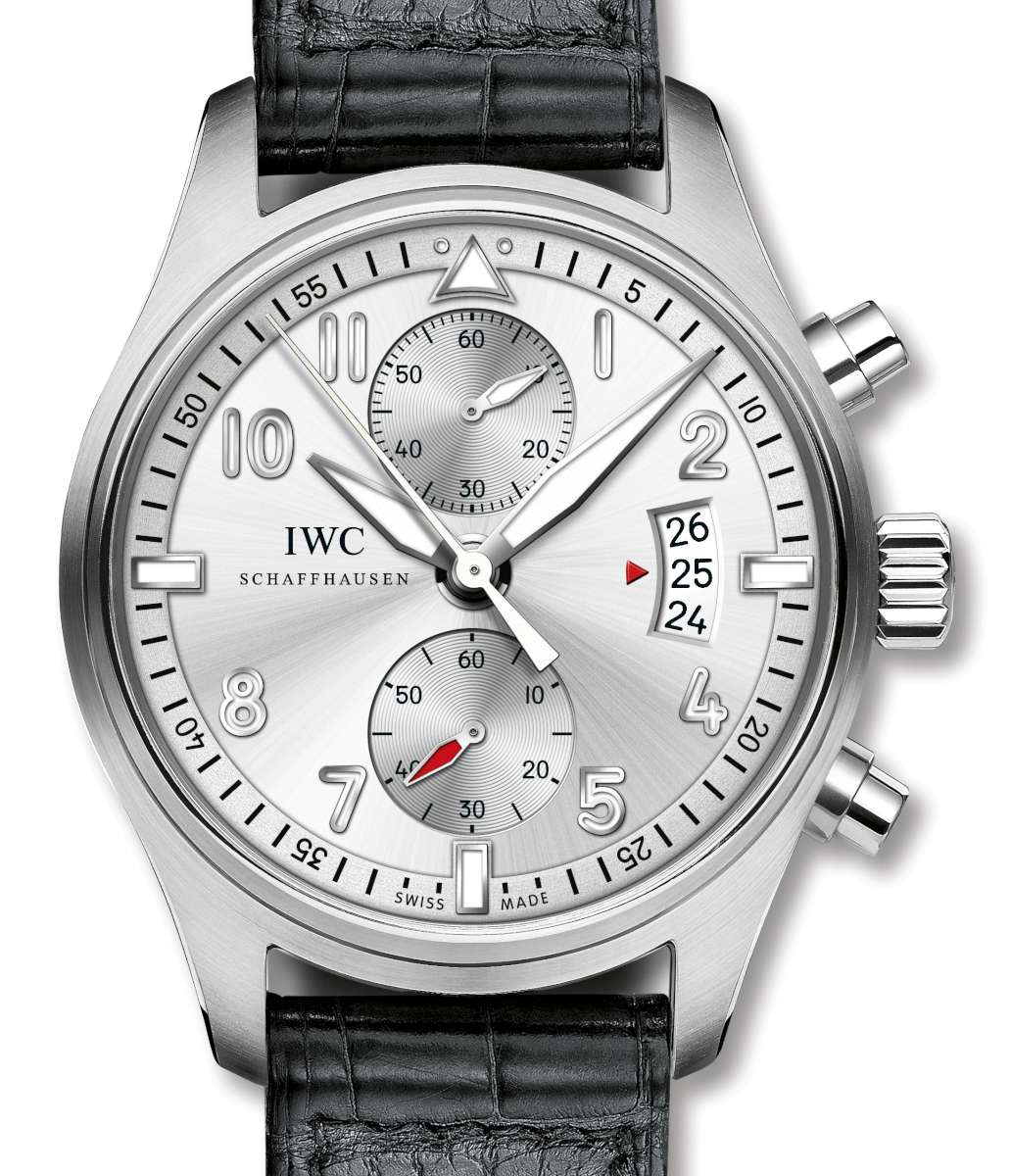 IWC Schaffhausen Pilot's Watch Chronograph Edition JU-Air