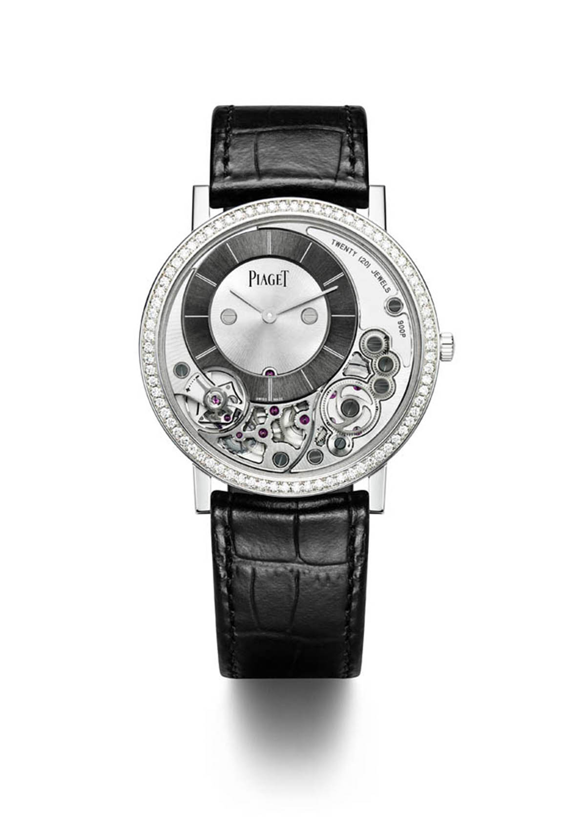 Piaget and how to slim down a watch