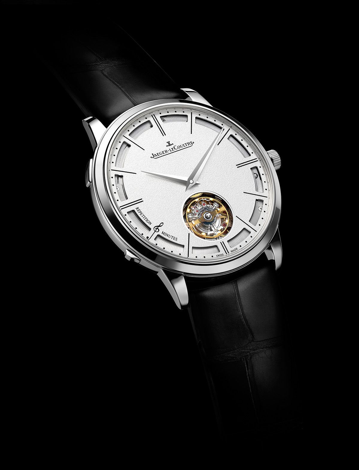Master Ultra Thin Minute Repeater Flying Tourbillon - 3-4 FN