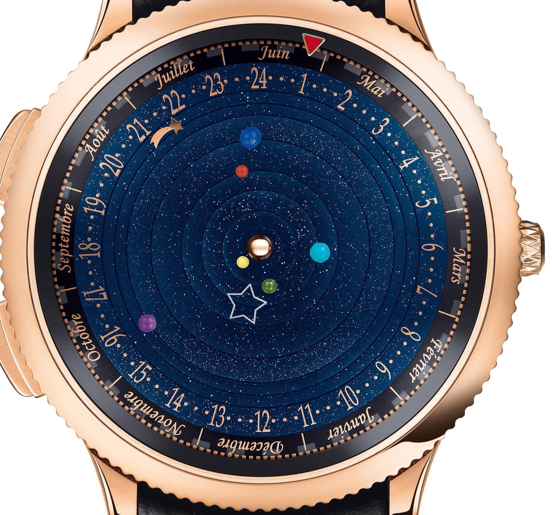 The Midnight Planétarium Poetic Complication by Van Cleef & Arpels
