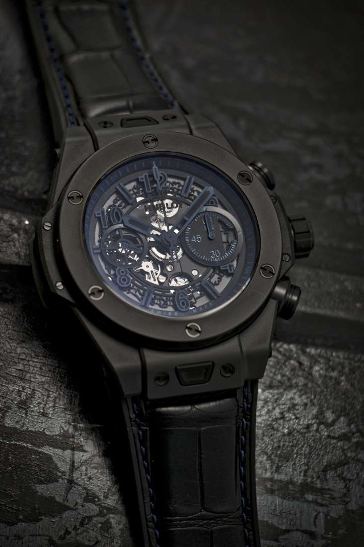 New Boutique Edition Presented By Hublot Time Transformed