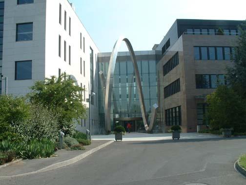 The company's head offices in Geneva