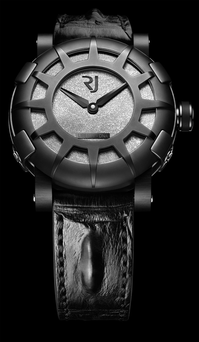 The RJ-Romain Jerome Liberty-DNA Black, launched 4th July 2014