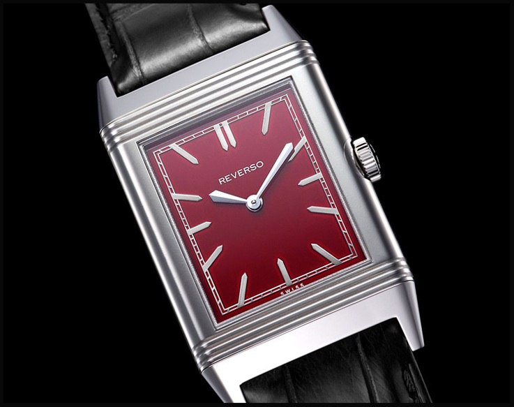 The Grande Reverso Rouge, 2012, by Jaeger-LeCoultre