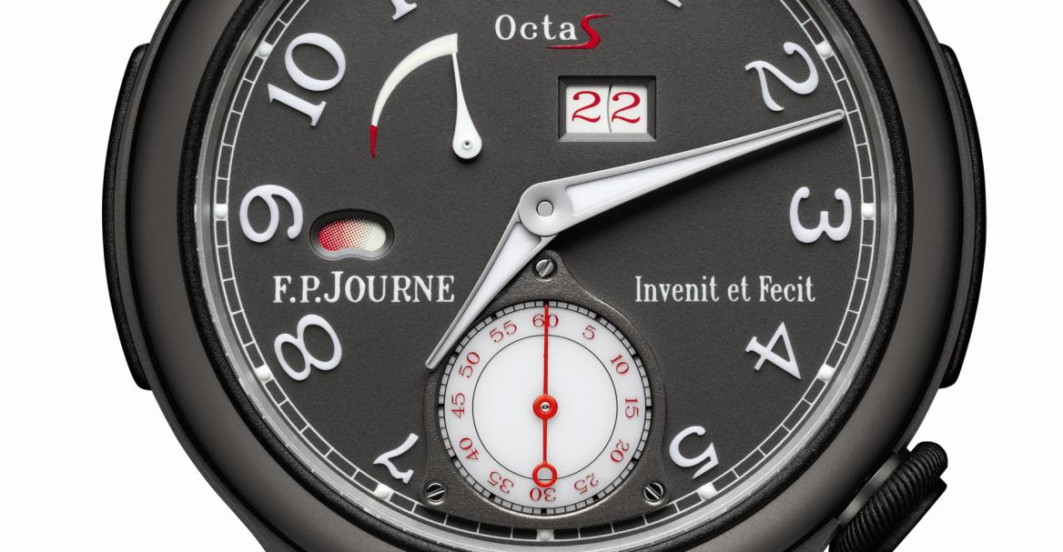 F.P. Journe, Octa Sport in titanium