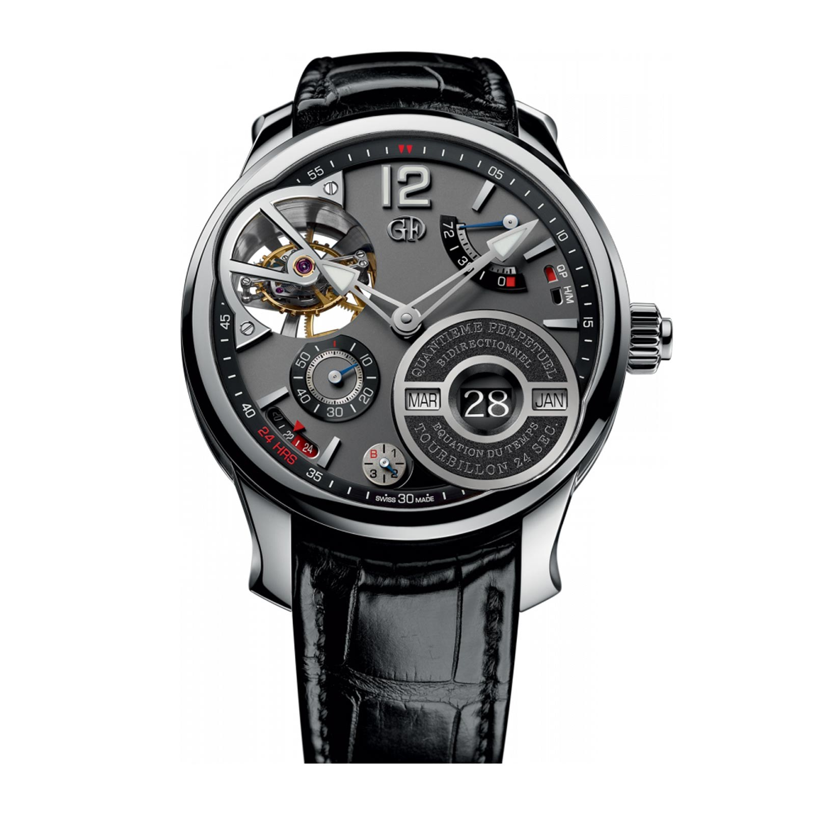 Perpetual Calendar Watch : Top perpetual calendar watches time transformed