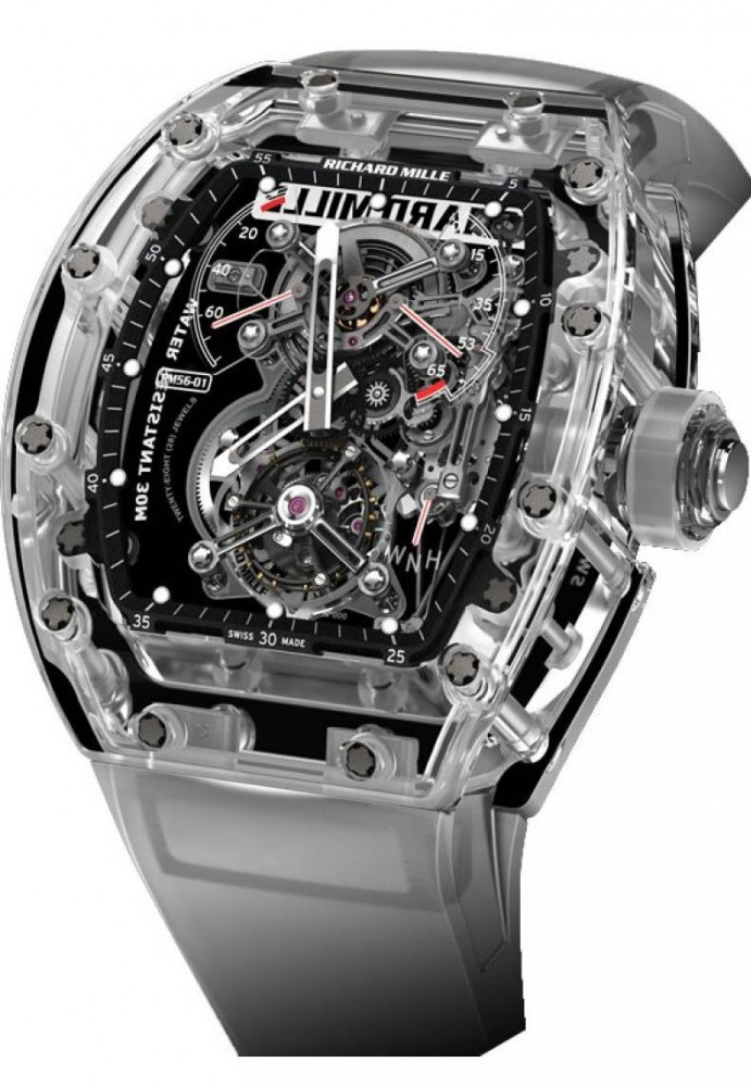 The Richard Mille RM56-01