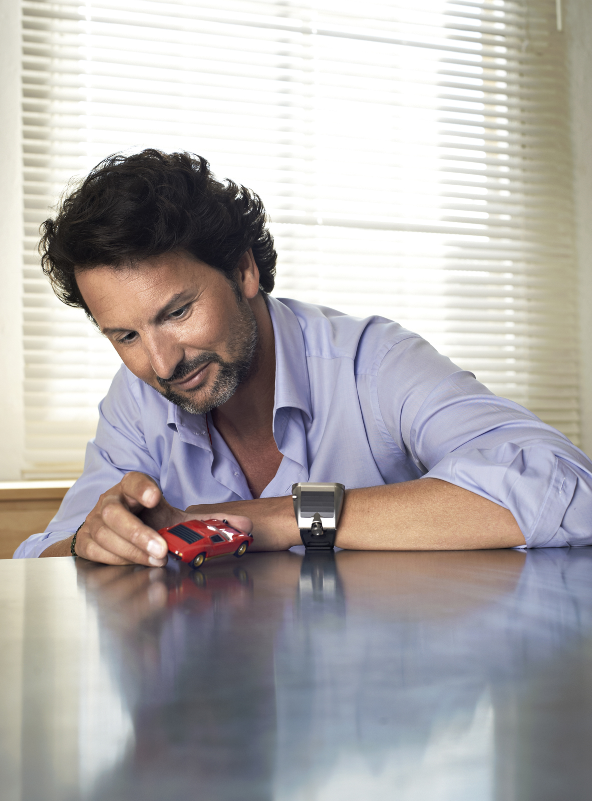 """Maximilian Büsser, founder of MB&F (the F stands for """"Friends"""")"""