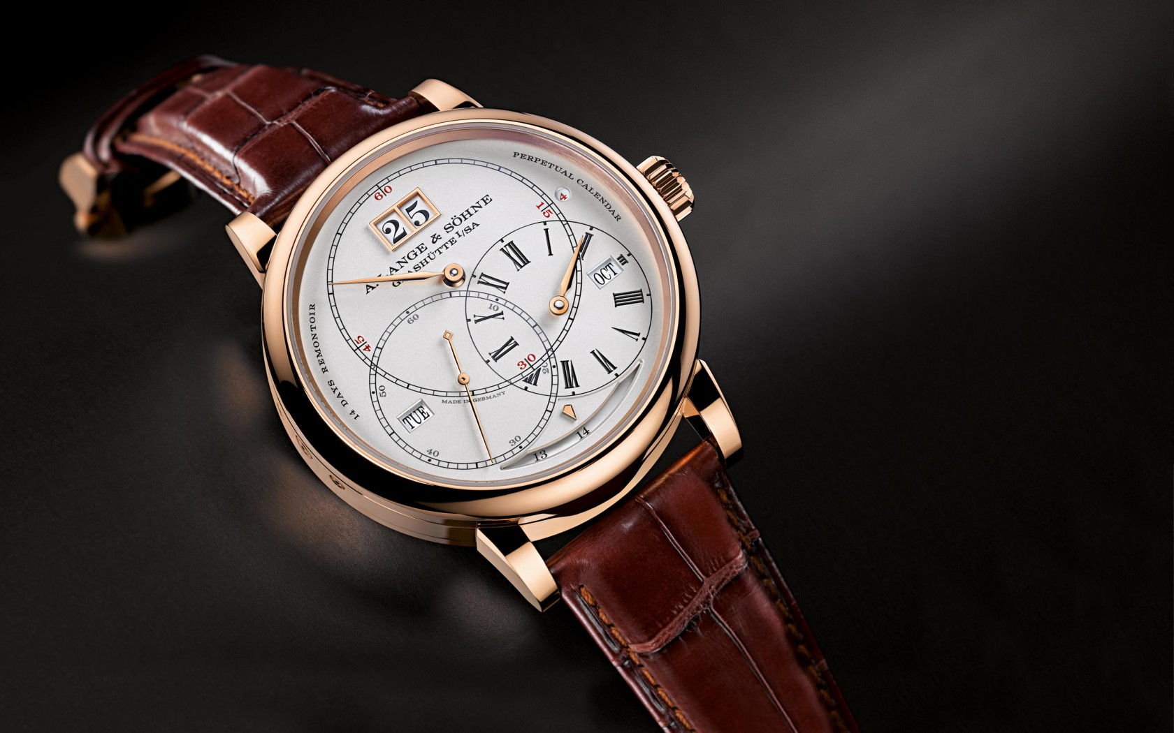 Perpetual Calendar Watches : Top perpetual calendar watches time transformed