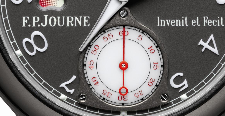 F.P. Journe, Octa Sport in titanium, small seconds subdial