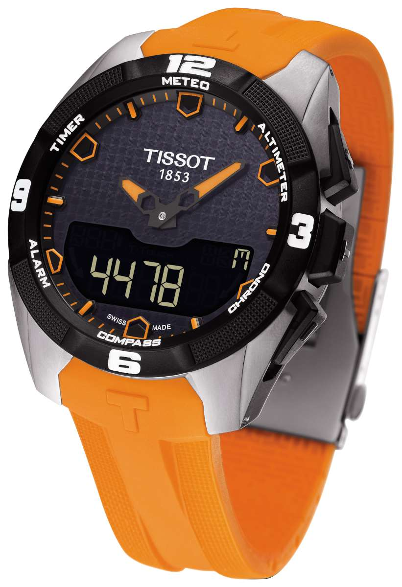 Touchable: the T-Touch Expert Solar by Tissot - Time Transformed