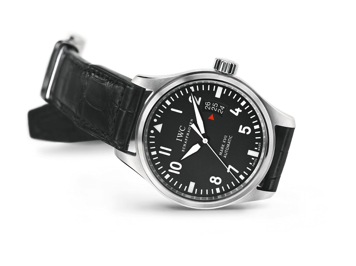 Top ten pilot's watches 2014