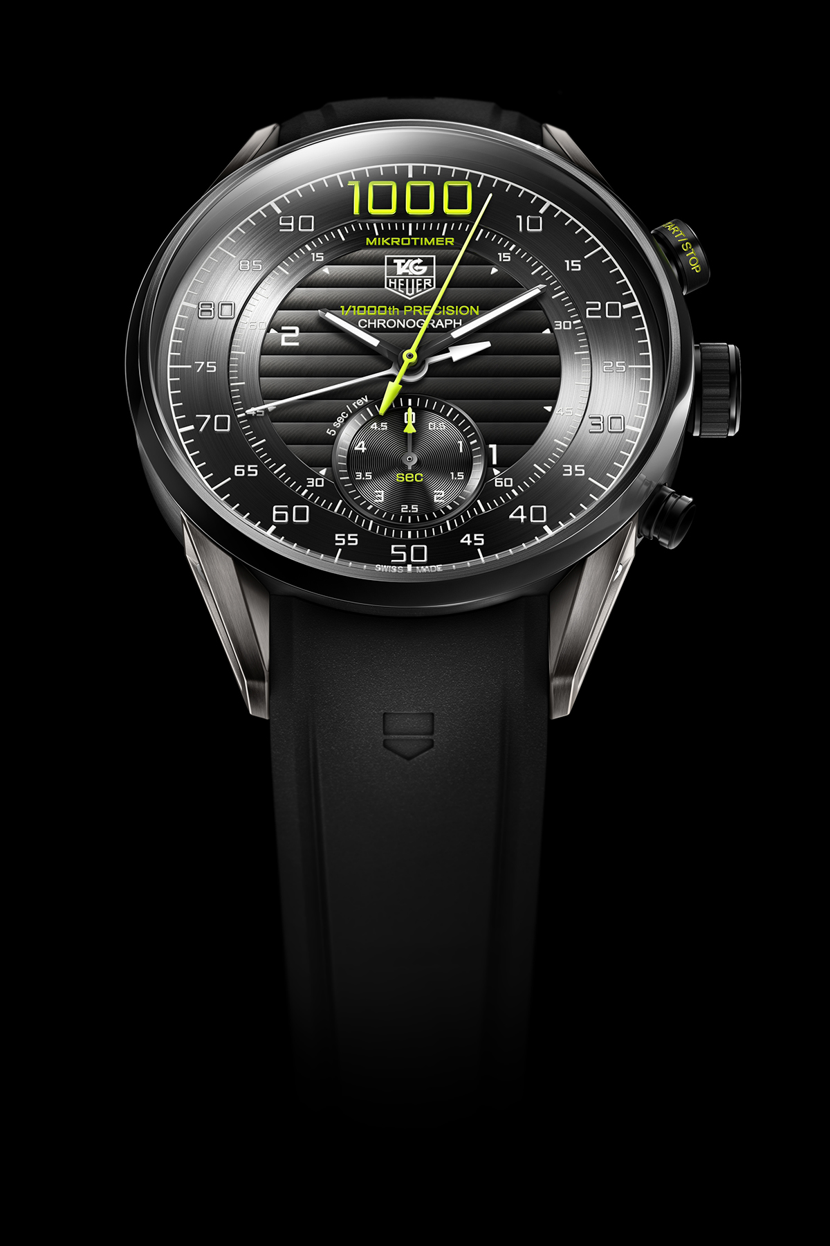 MIKROTIMER Flying 1000 Concept Chronograph