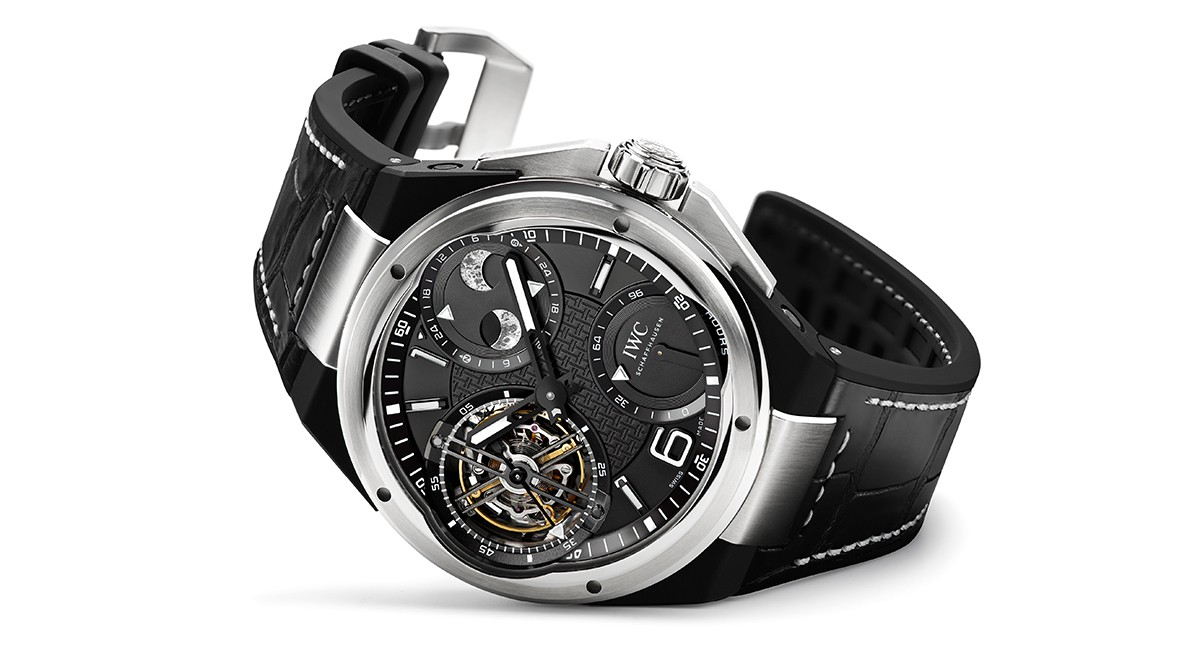IWC_INGENIEUR CONSTANT FORCE TOURBILLON