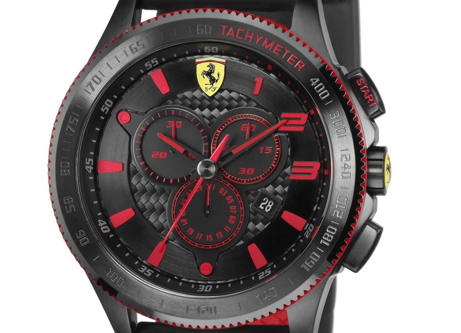 are scuderia ferrari watches good quality? - time transformed