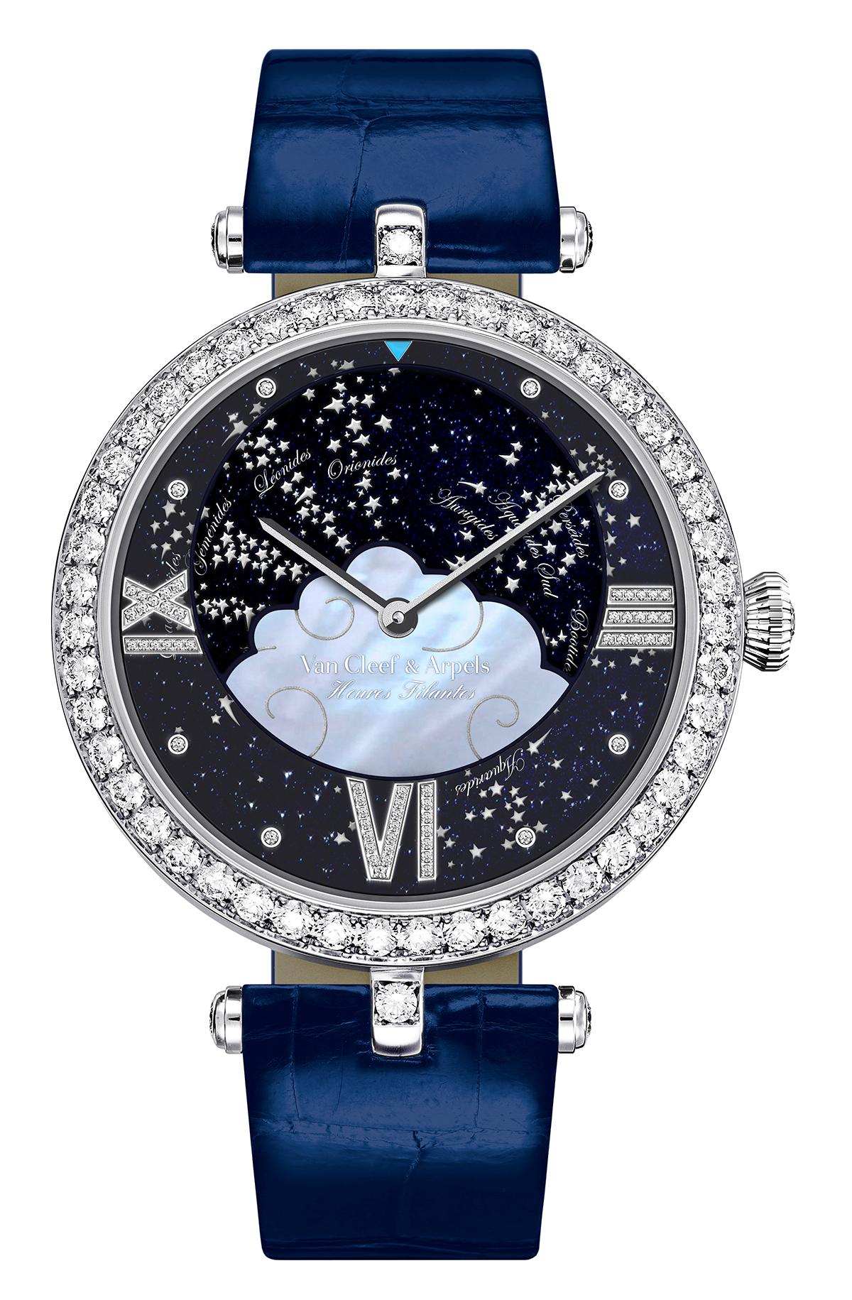 van cleef arpels a watch that measures good luck time transformed. Black Bedroom Furniture Sets. Home Design Ideas