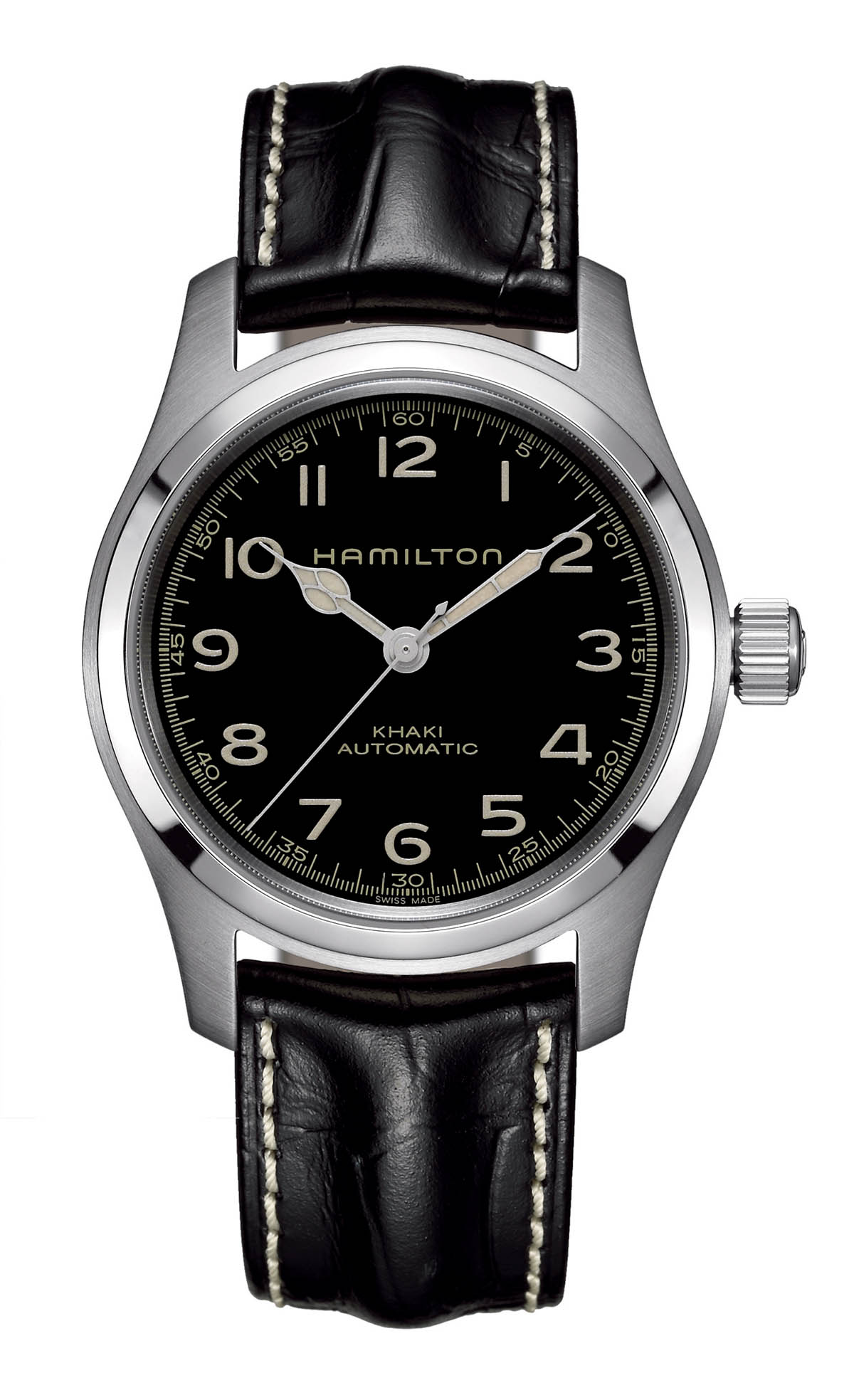 The special edition of the Hamilton Khaki worn by Jessica Chastain in Interstellar