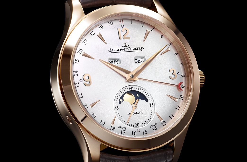 Two compared: Jaeger-LeCoultre Master Calendar, Montblanc ...