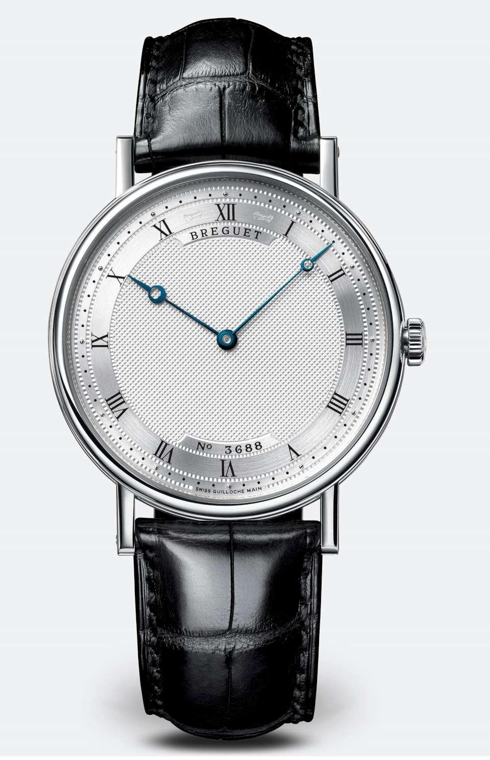 Breguet Classique 5157 dress watch front