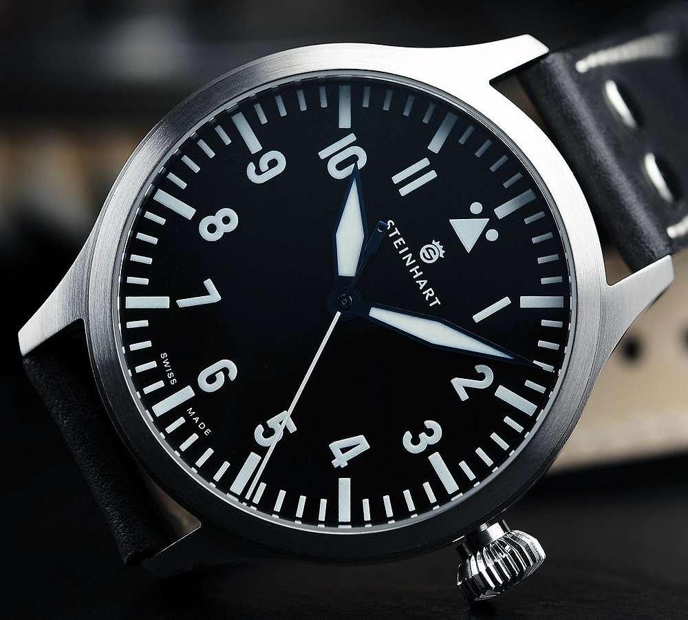 Steinhart Nav B-Uhr 47 Automatic A-Muster