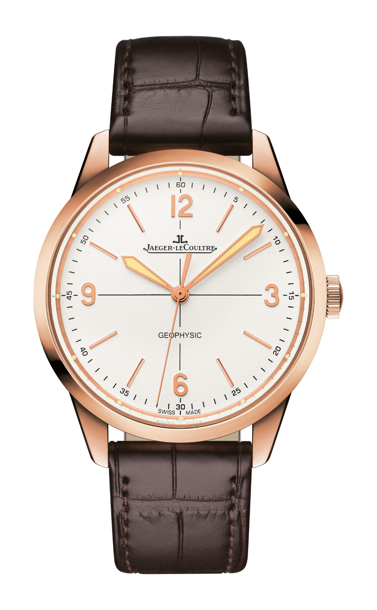 Jaeger-LeCoultre Geophysic 1958 - Pink Gold