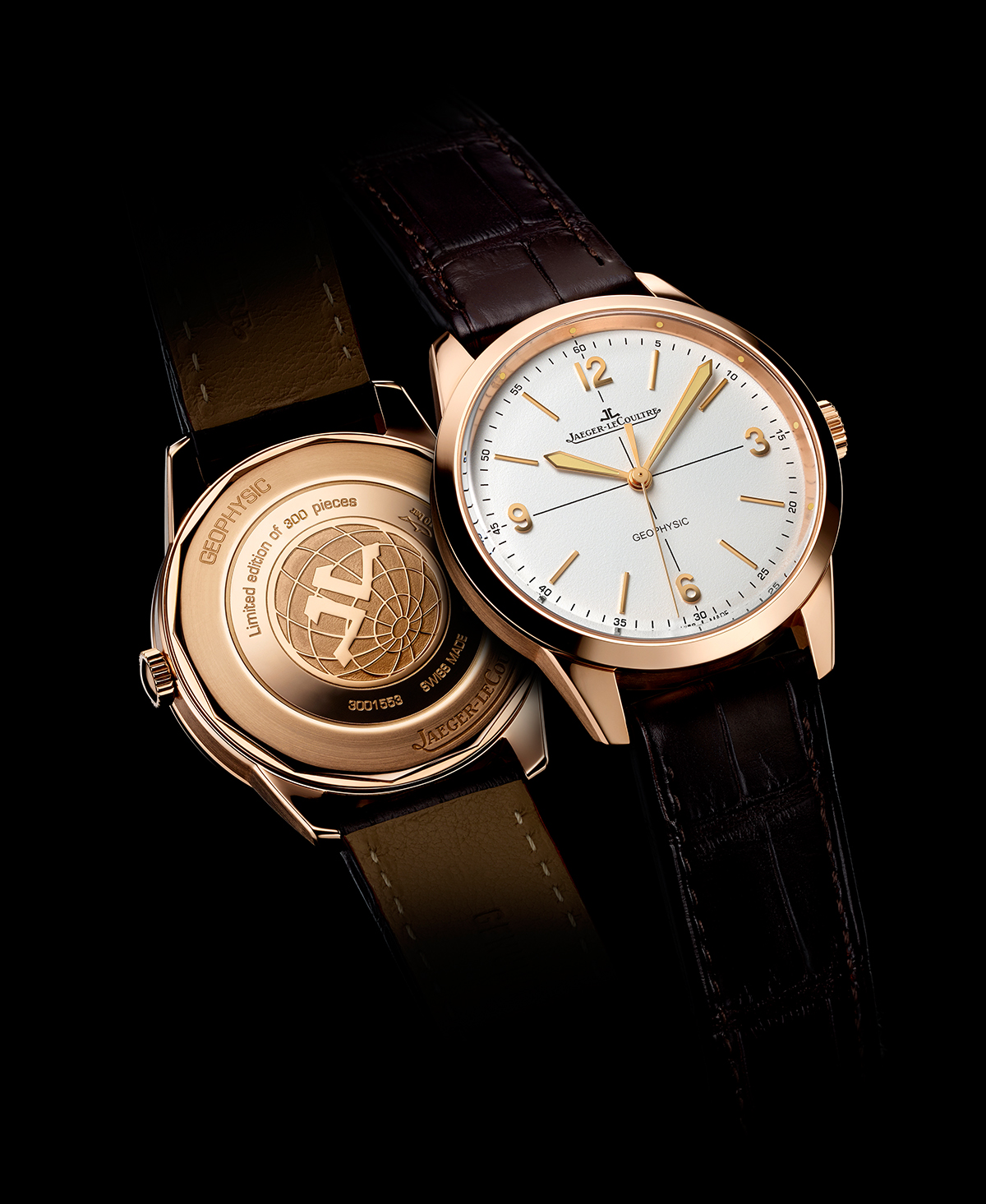Jaeger-LeCoultre Geophysic® 1958 - Pink Gold