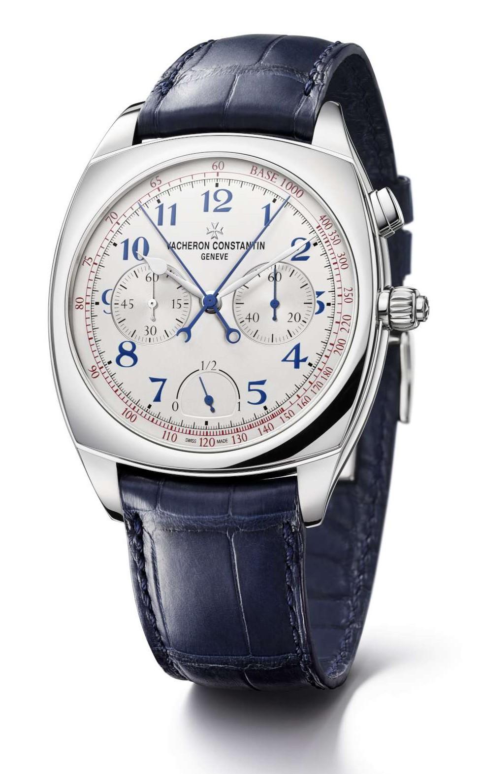 Vacheron Constantin Harmony Ultra-Thin Grand Complication Chronograph