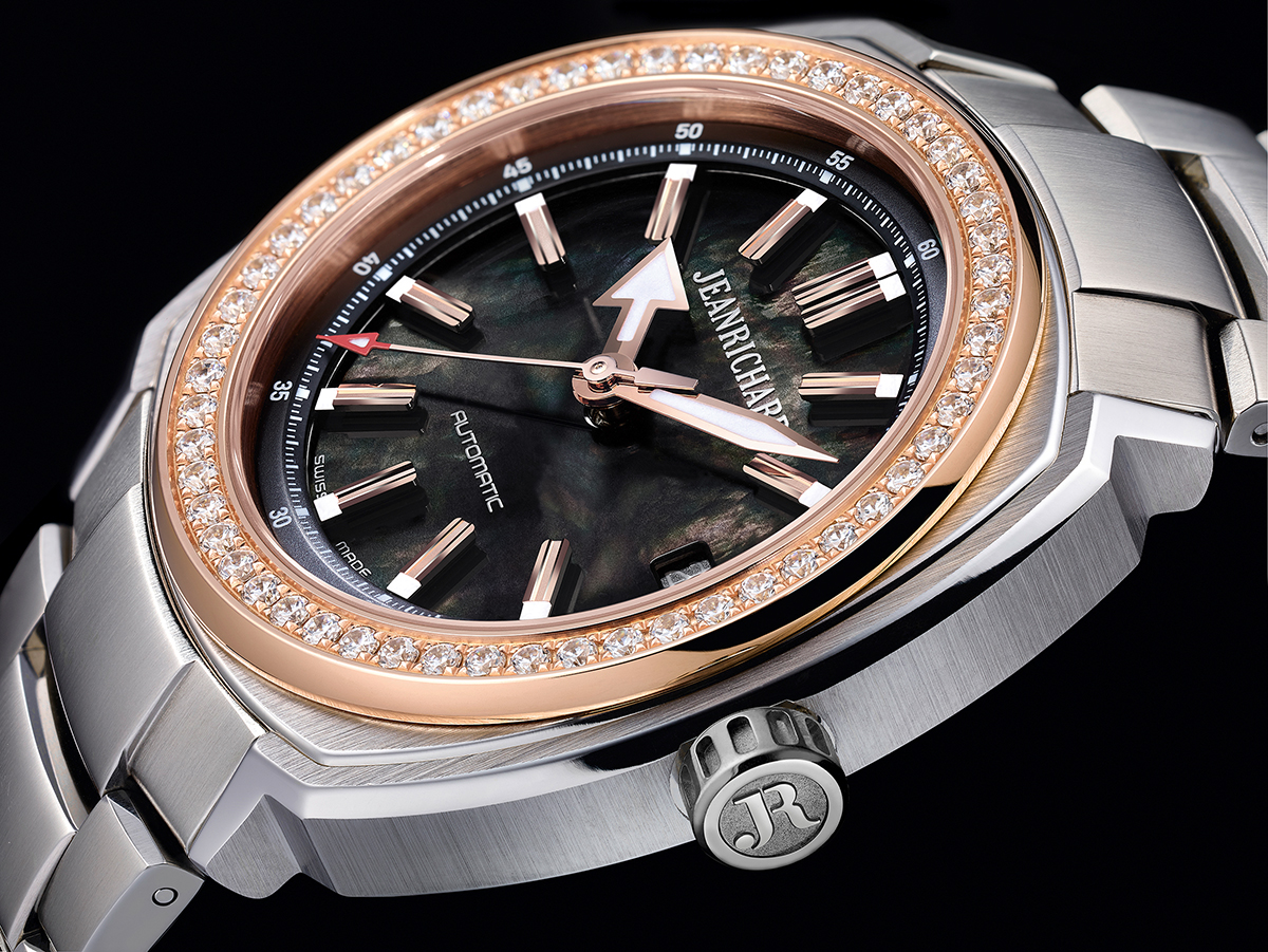 Jeanrichard Terrascope 39 mm, reference  60510D56A602-11A, €6,800