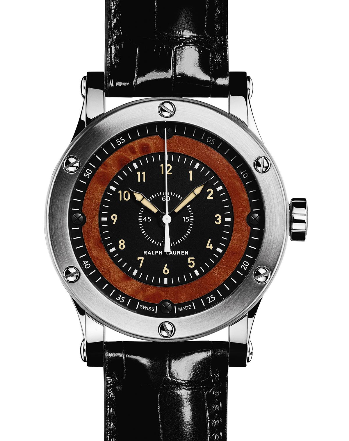 Ralph Lauren Automotive Chronometer 39 mm