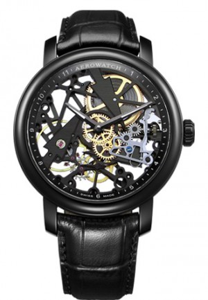 aerowatch_big mechanical skeleton