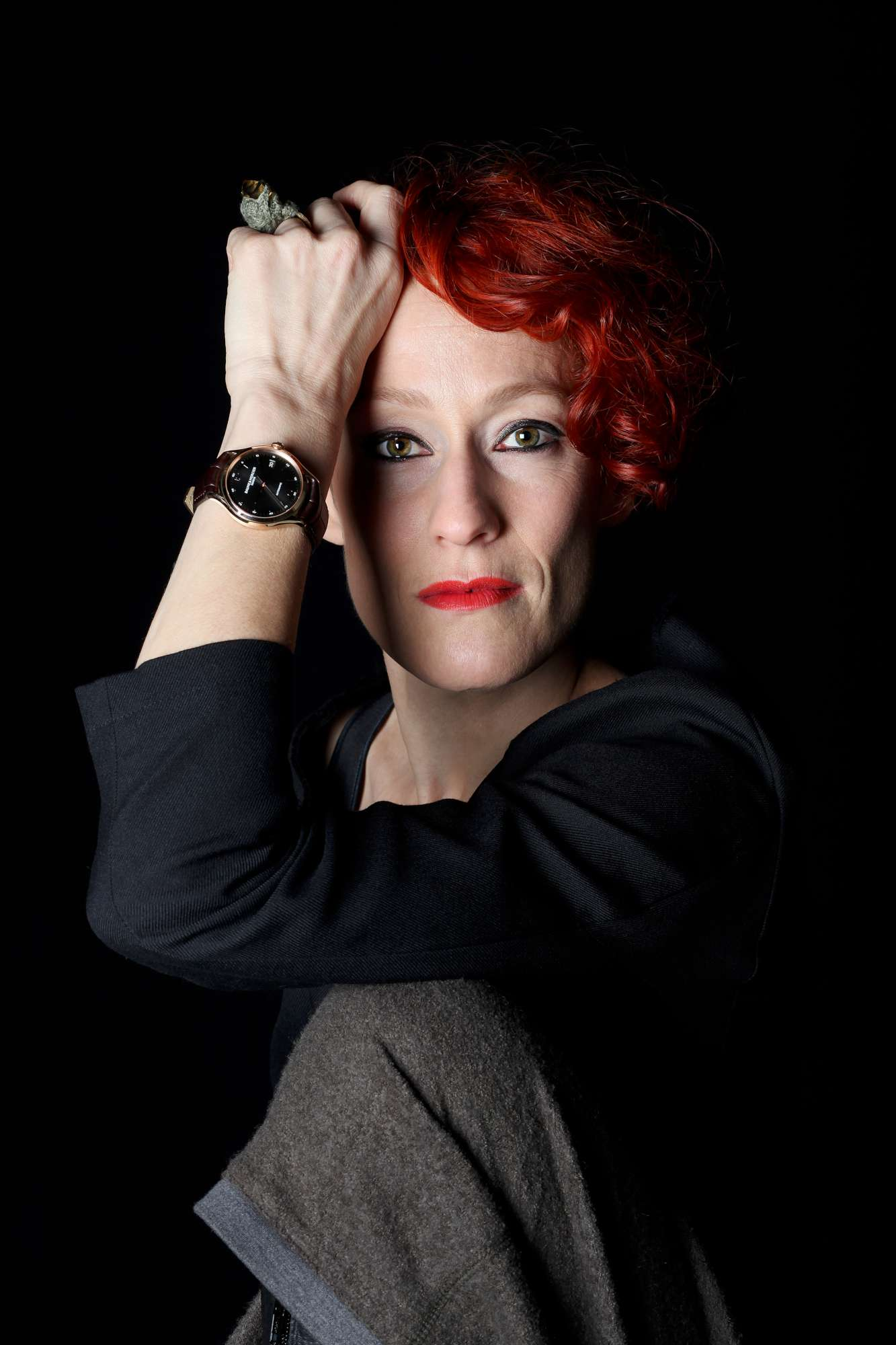 Sara Sandmeier, Senior Designer, Baume & Mercier Design Studio