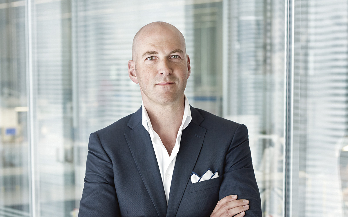 Christian Knoop, Creative Director at IWC Schaffhausen
