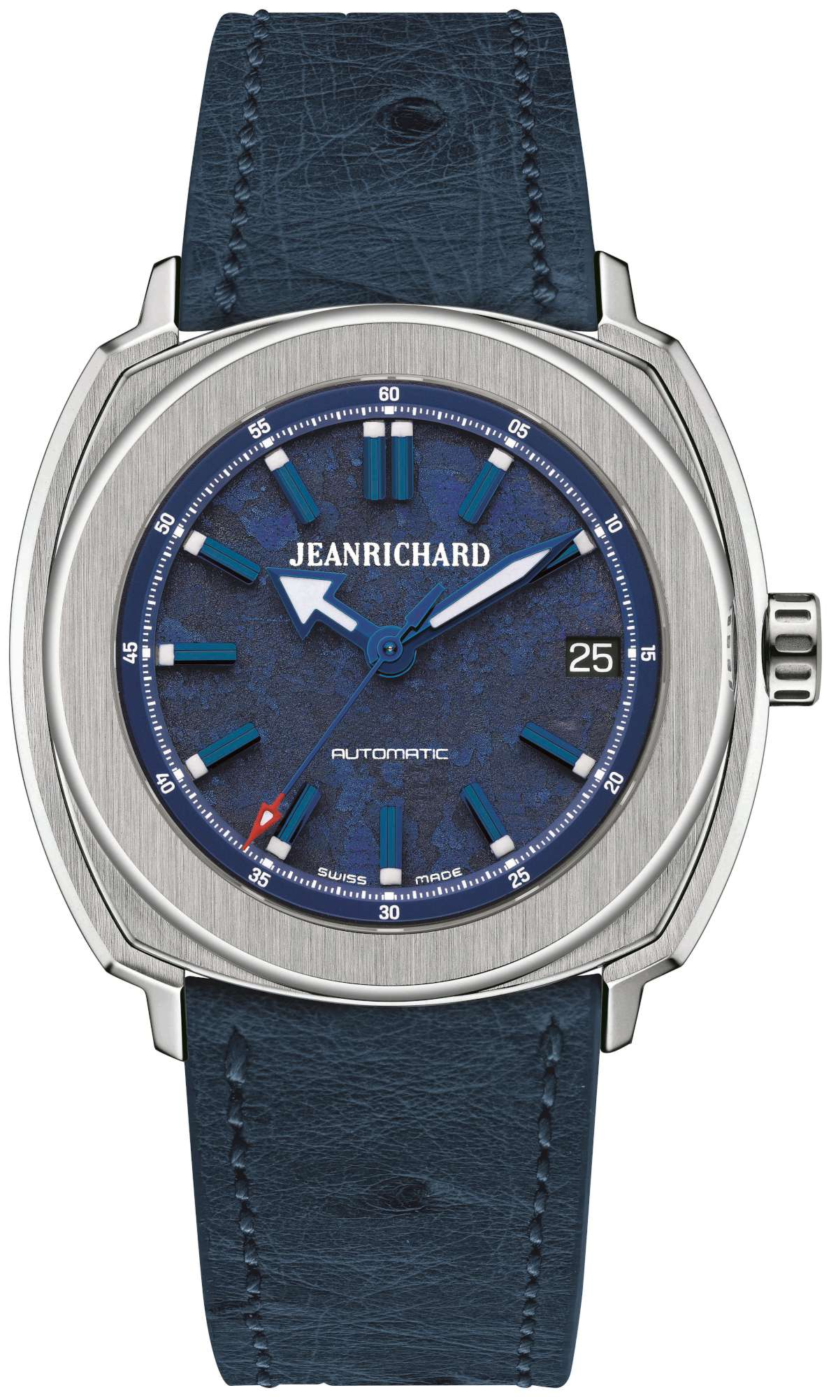 Jeanrichard Terrascope Reference 60510-11-401-QB4A, €2,200
