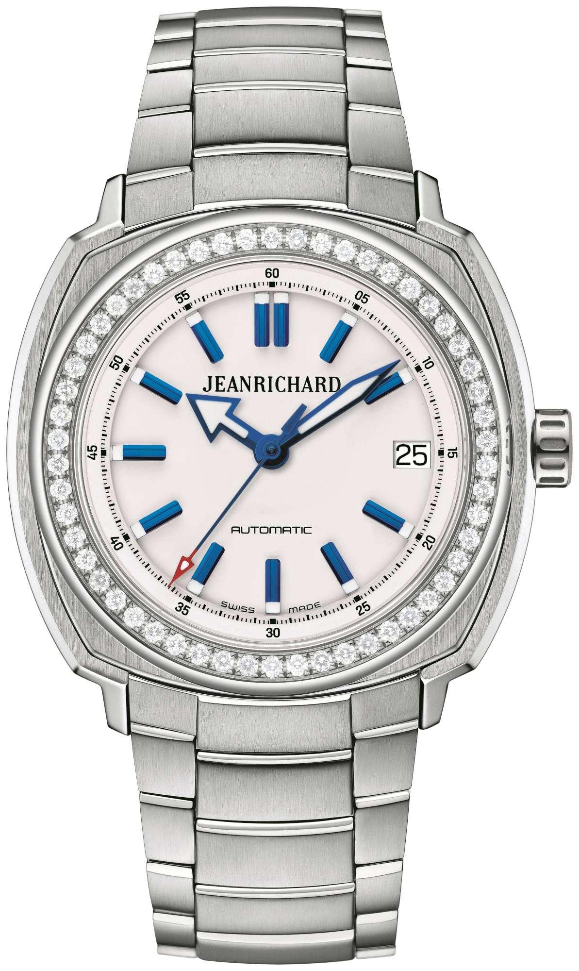 Jeanrichard Terrascope, Reference 60510D11A702-11A, €4,700