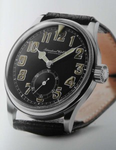 "IWC ""Special watch for pilots"", with antimagnetic Cal. 83 movement, 1936"