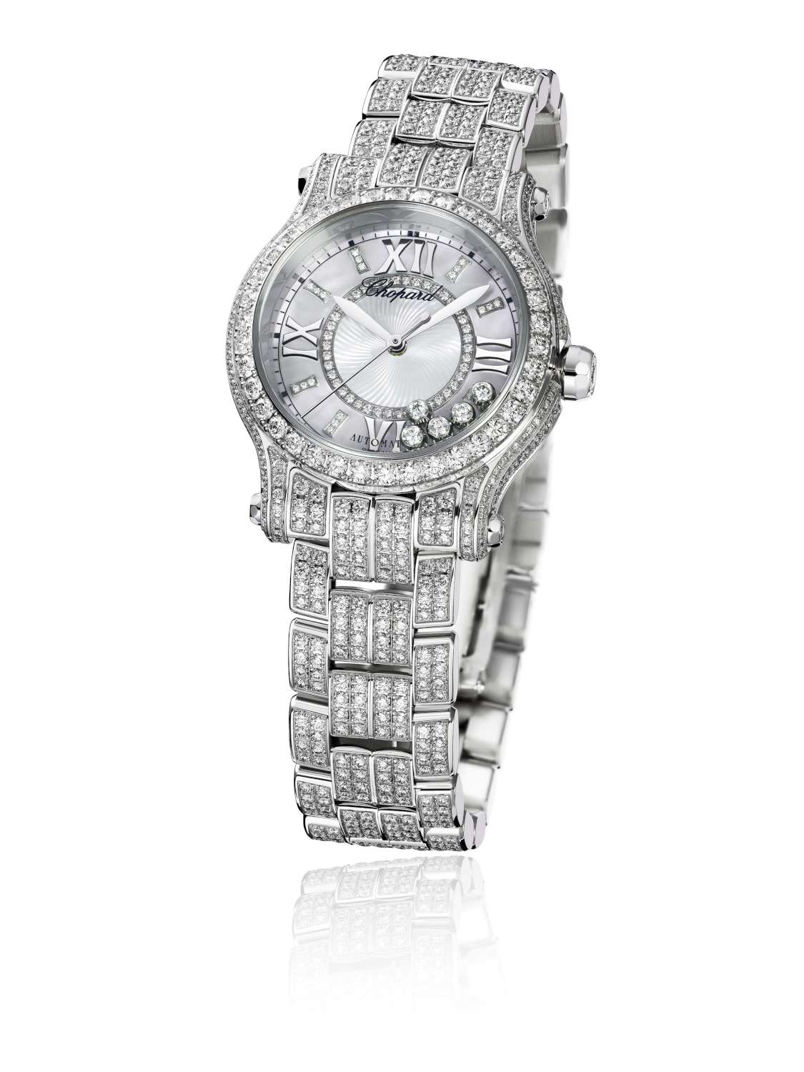 6faa84c37 Chopard Happy Sport 30mm Automatic - Time Transformed