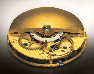 The 1777 Perrelet self-winding mechanism; photo courtesy of Perrelet