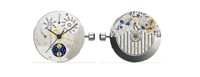 The VAL 7751 movement, photo courtesy of ETA, www.eta.ch