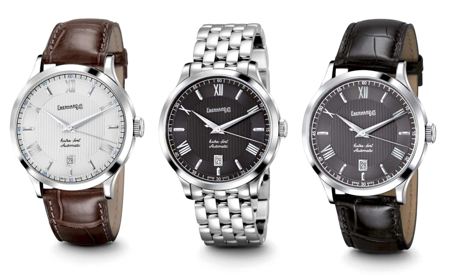 EXTRA FORT AUTOMATIC three watches-1500