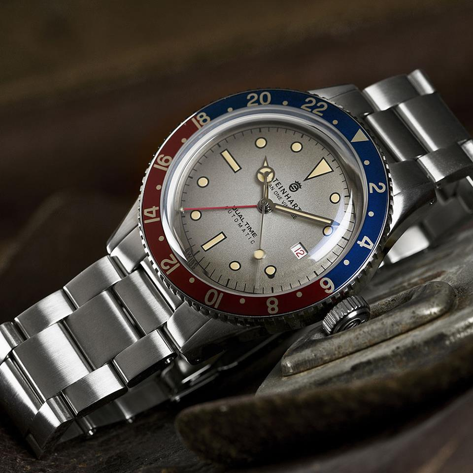 Ocean One Vintage Dual Time_overview