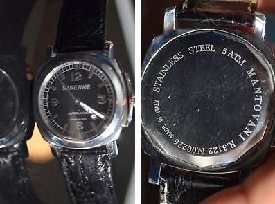 Mantovani watch