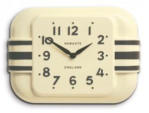 1950s Odeon wall clock, photo courtesy of www.suigeneris-online.co.uk