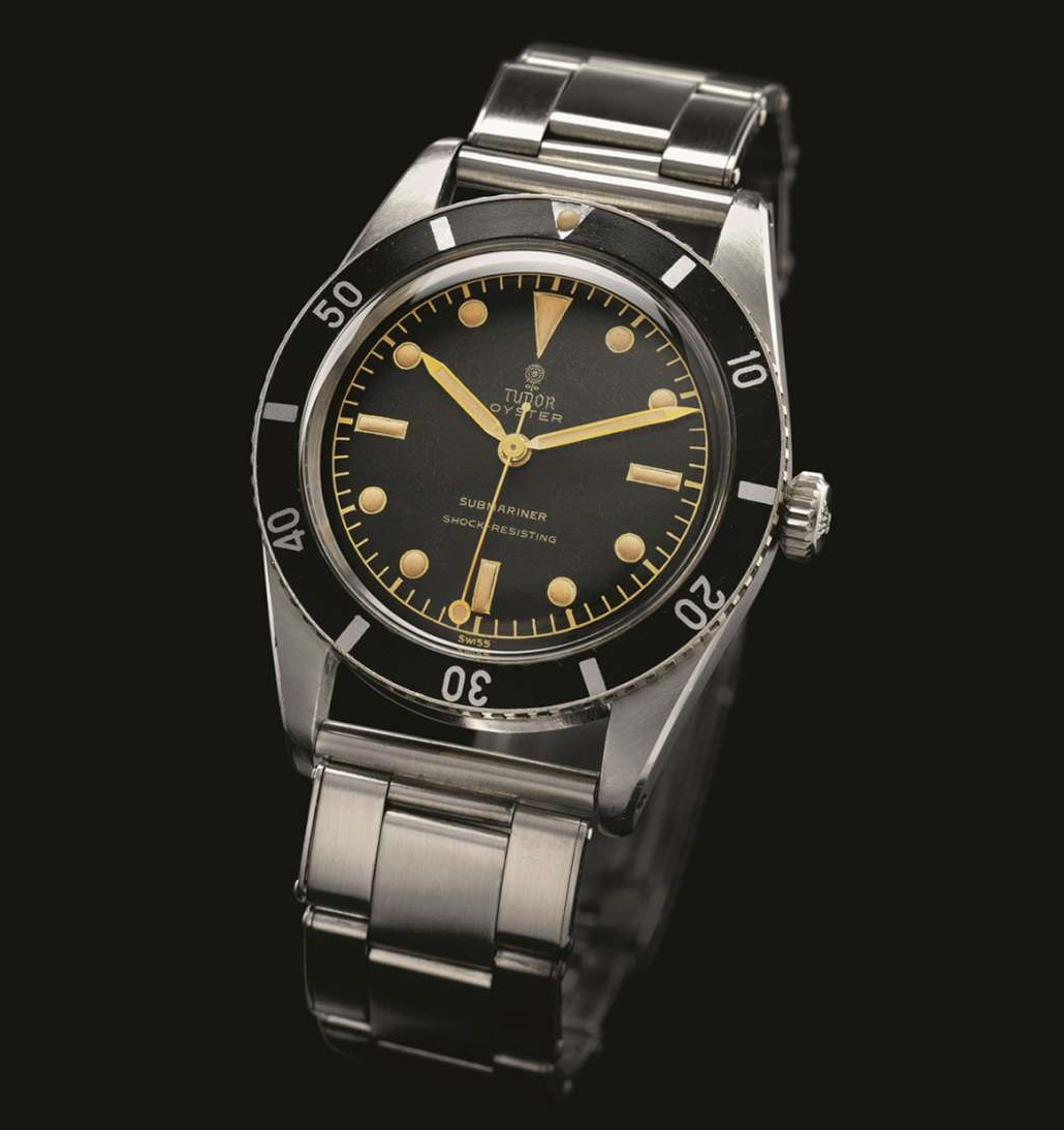 1955 TUDOR OYSTER SUBMARINER 7923-1500