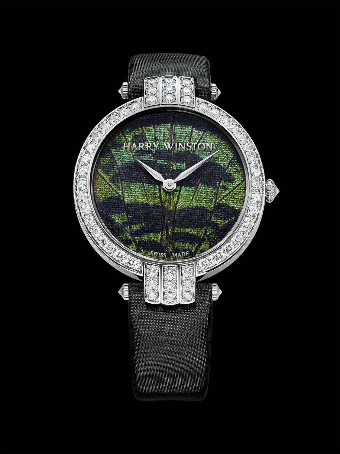 HW_Premier Precious Butterfly Automatic 36mm_Black_LD-1500