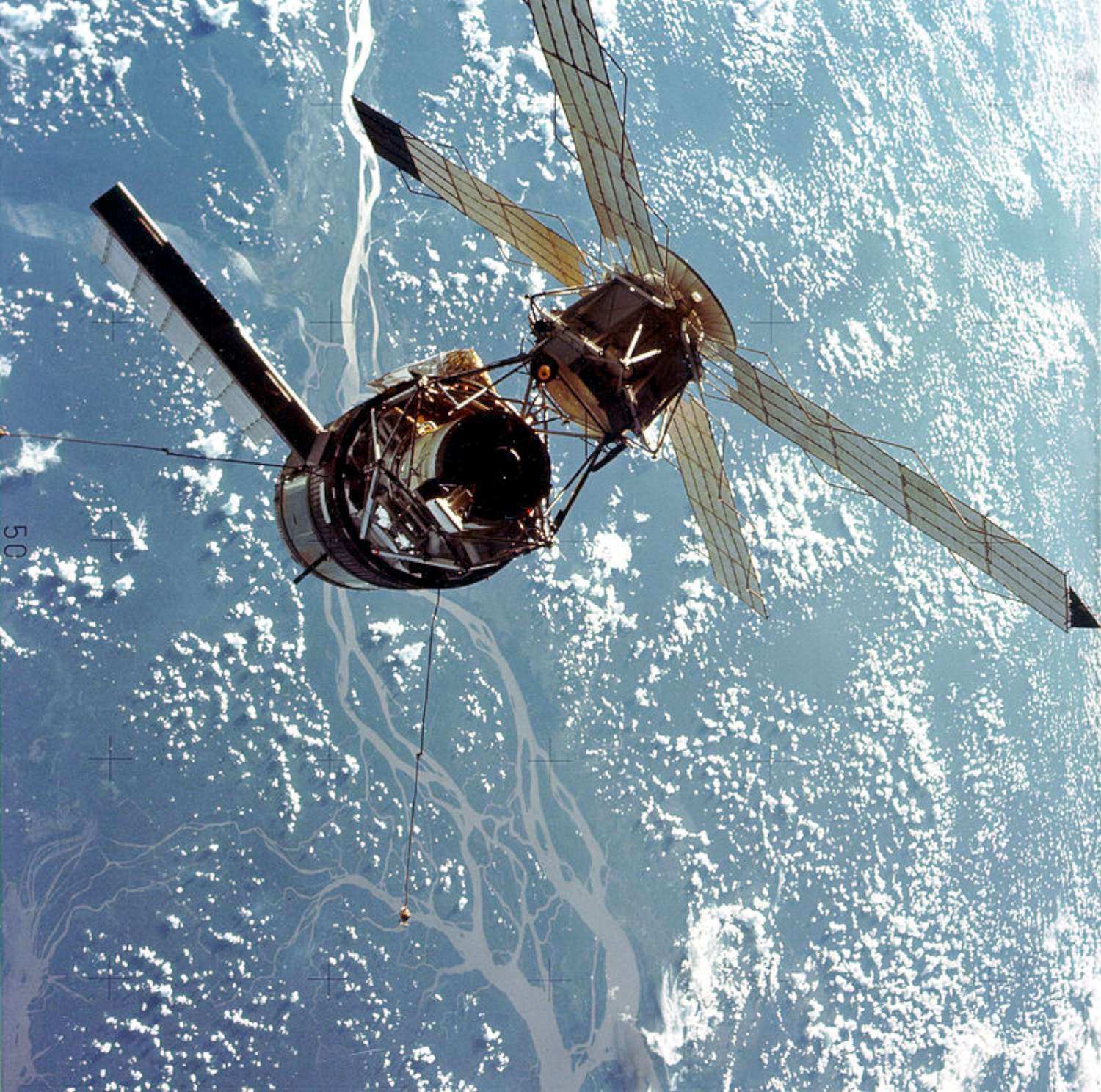 Skylab 3, image courtesy of NASA