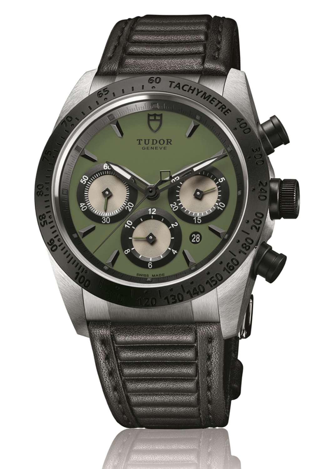 low_42010N TUDOR FASTRIDER CHRONOGRAPH GREEN-1500