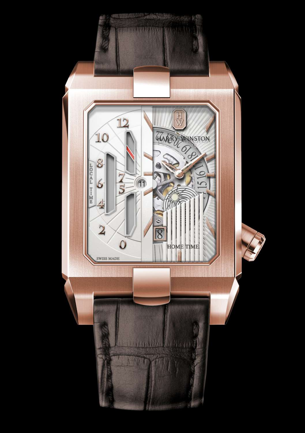 low_HW_Avenue Dual Time Automatic - Sedna Gold_Black_HD-1500