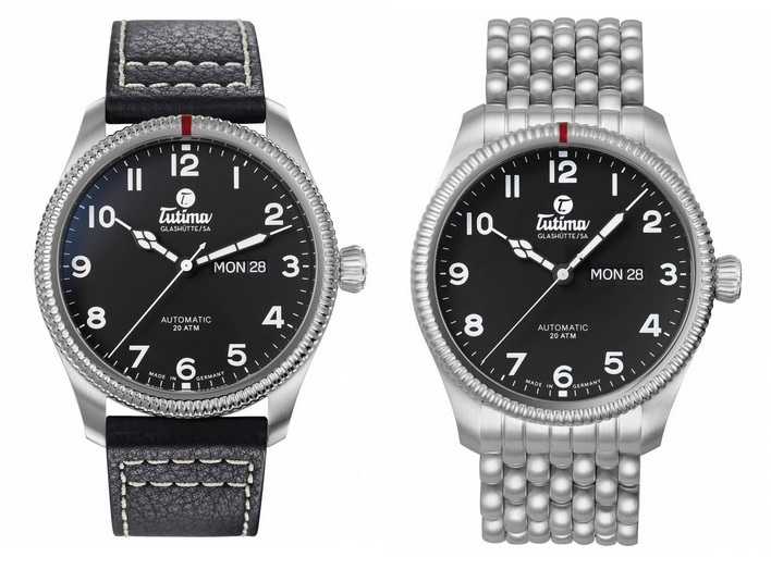Grand Flieger Classic Automatic two variants