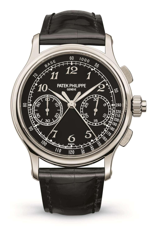 Patek Philippe split-seconds chronograph 5370